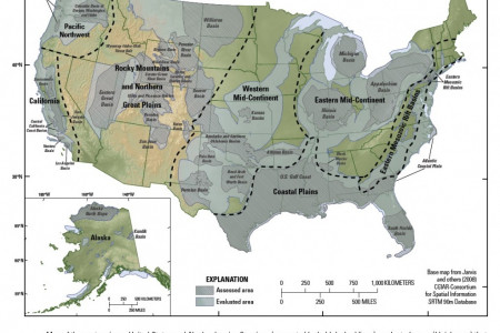 Where in the USA Can Carbon be Stored? Infographic