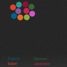 Which Languages Are Learned Where Infographic