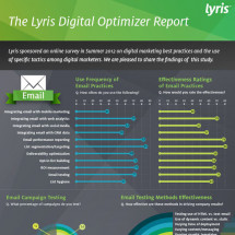 Which of Your Digital Marketing Tactics are Most Effective?  Infographic