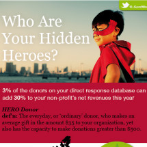 Who Are Your Hidden Heroes? Infographic