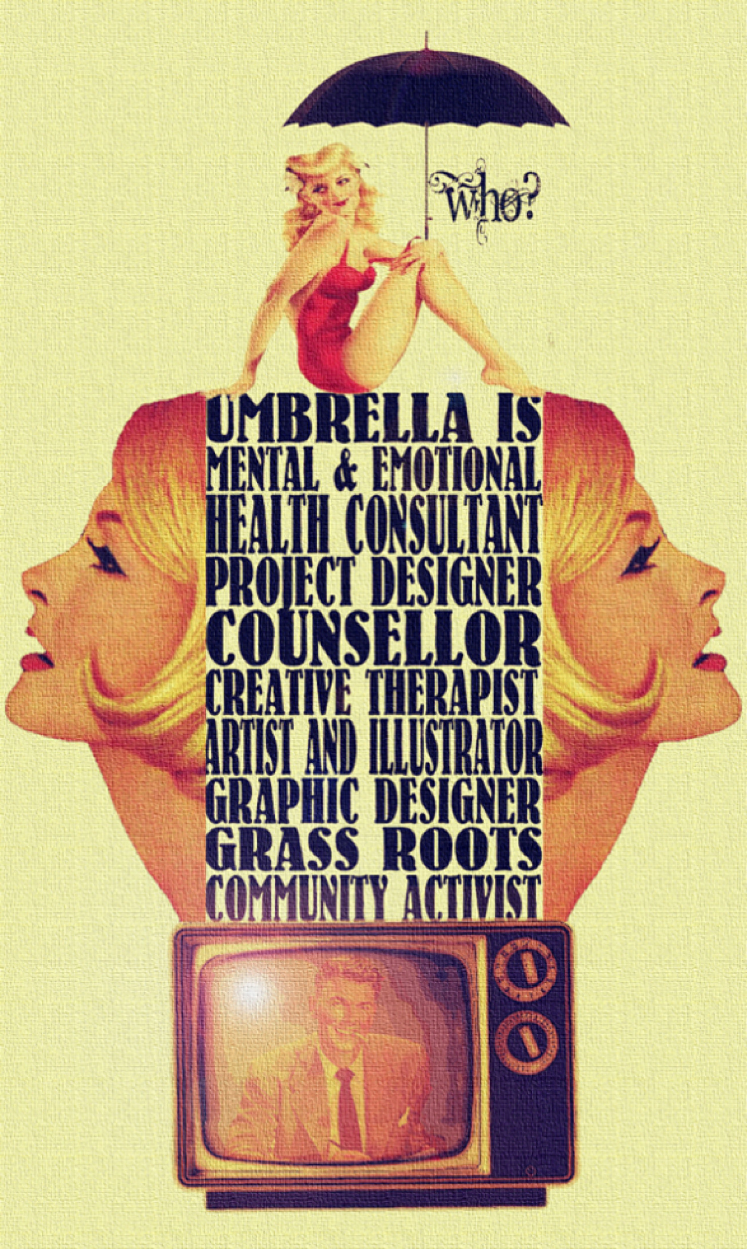 who is umbrella Infographic