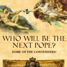 Who will be the Next Pope? Infographic