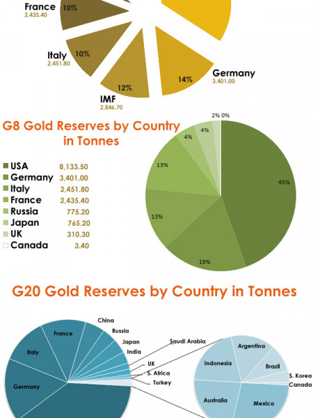 Who's Got the Gold Infographic