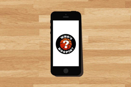 Who's Hoopin? Motion Graphic Infographic