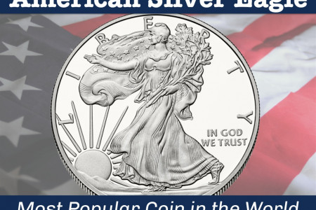 Why American Silver Eagle Coins? Infographic
