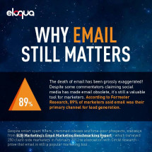 Why Email Still Matters Infographic