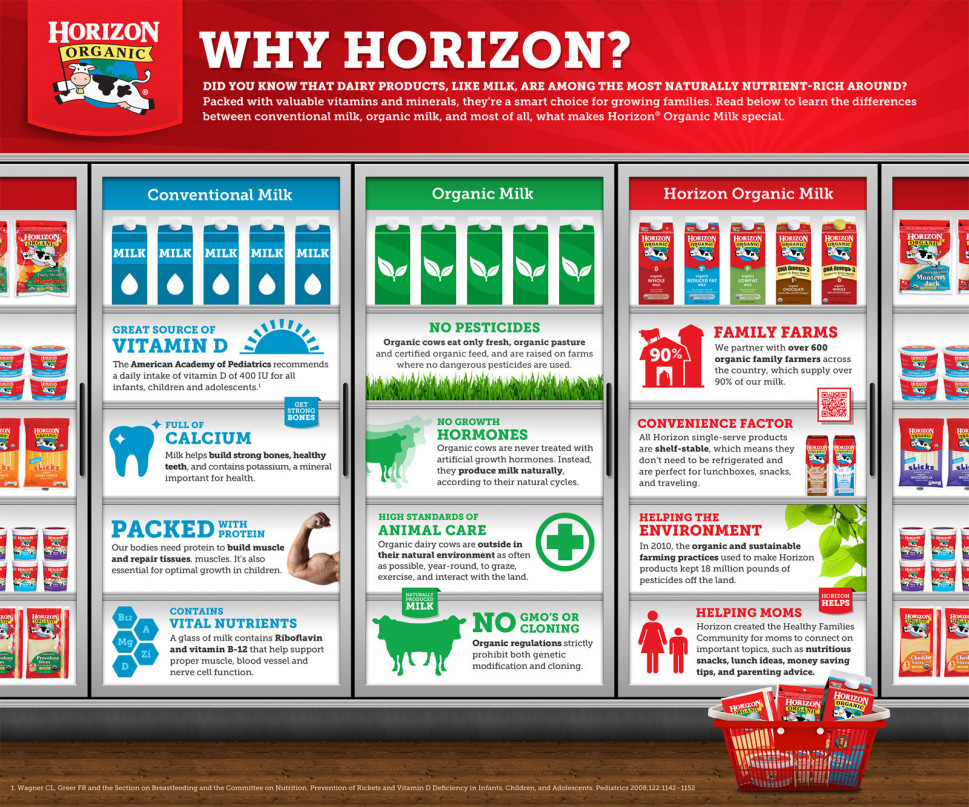 Why Horizon Infographic