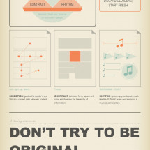 Why Should You Care About Typography? Principles Infographic