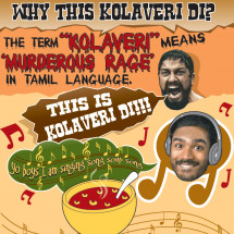 Why This Kolaveri Di Infographic