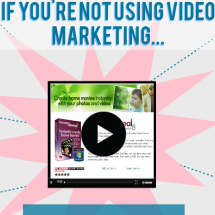 Why video marketing matters for businesses Infographic