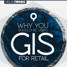 Why you should be using GIS for retail Infographic