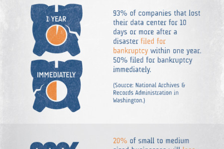 Why Your Company Cannot Afford Downtime Infographic