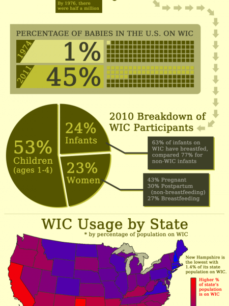 WIC: Just The Facts Infographic