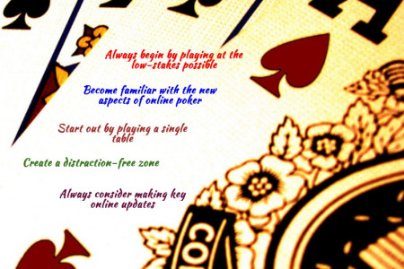 Winning Strategies For Online Poker Infographic