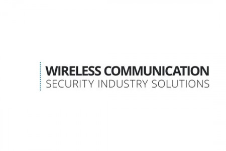 Wireless Communication - Security Industry Solutions Infographic