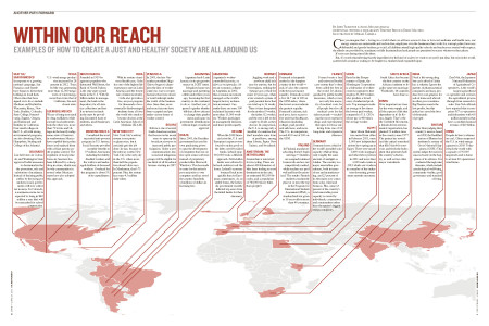 Within Our Reach Infographic