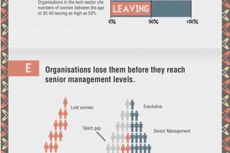 Women in Organisations Infographic