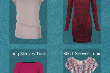 Women Tunics: Dress for Modern Women Infographic