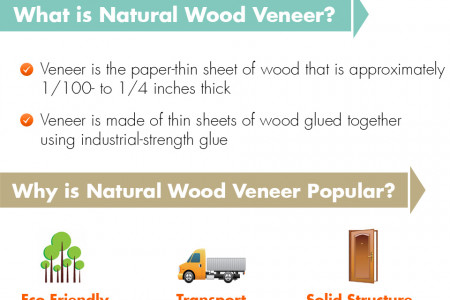 Wood Interior Doors – A Billion Dollar Industry [INFOGRAPHIC] Infographic