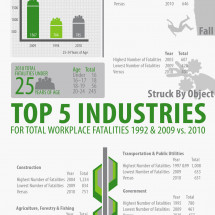 Work Place Safety Infographic