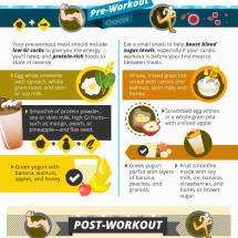 Workout Nutrition: The Ultimate Guide  Infographic