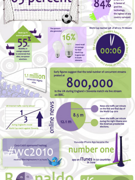 World Cup 2010  Infographic