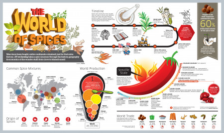 World of Spices
