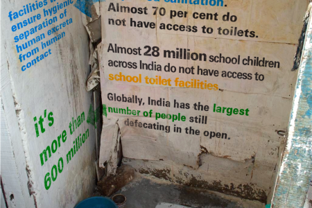 World Toilet Day - India Infographic
