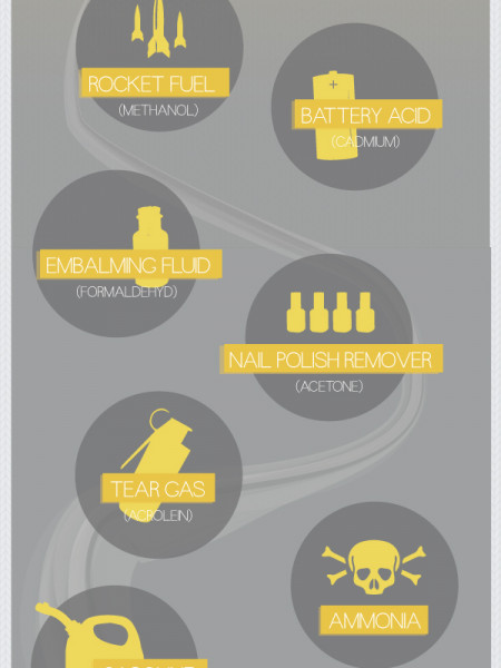 Would You Put This In Your Body? Infographic