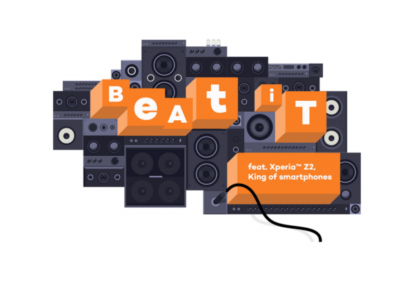 Xperia Z2 - Beat it (FR)