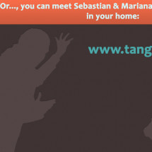You can actually learn Argentine tango at home Infographic