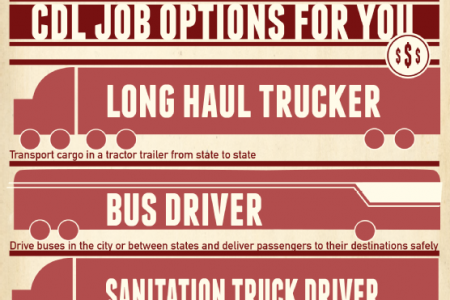 Your Commercial Driver's License: An Investment in Your Future Infographic